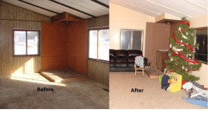 before-after house