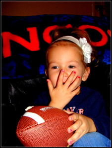 Broncos Football Nora